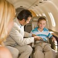 Rules & Regulations for Children on Airplane Flights