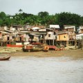Cities Near the Amazon Rainforest