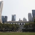 History of Bryant Park in New York