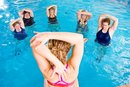 Water Aerobic Exercise Routines