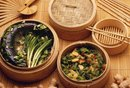 How to Cook With a Bamboo Basket Steamer