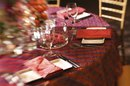 How to Select Table Linen Wisely