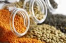Nutrition Information on Red Lentils