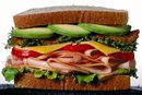 Healthy Low-Fat Topping for Turkey Sandwich