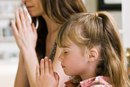 Tips & Activities for Praying With Children