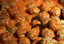 Nutritional Facts for Sweet & Sour BBQ Meatball