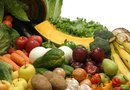 Soluble Fiber Amounts in Fruits & Vegetables