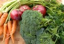 """Nutrition Information on Roasted Broccoli, Carrots & Peapods"""