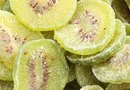 The Nutritional Facts for Dried Kiwi Slices