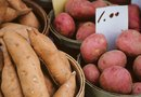 Nutrients of White Potatoes Vs. Yams