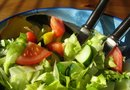 Healthy Low-Fat Salad Dressing With Lemon Juice