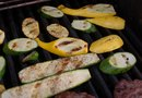 Nutritional Facts on Squash That Is Grilled & Seasoned With Garlic