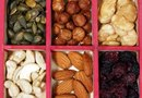 Raw Nuts & Seeds High in Enzymes