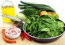 Foods Containing Lutein & Zeaxanthin