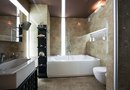 How to Clean Glass Shower Doors in a Natural Stone Shower