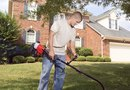 How to Cut Grass With a Weed Whacker