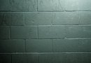 How to Seal a Cinder Block Garage Wall