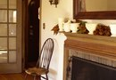 How to Build a Contemporary Mantel