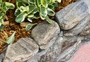 DIY: Faux Rock Curved Raised Garden Beds