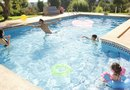 How to Remove the Waterline Scale on a Swimming Pool