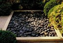 Landscaping With Mexican Black Pebbles