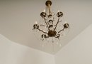 How to Polish a Bronze Chandelier