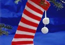 Hanging a Christmas Stocking Without a Mantle