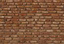 How to Remove a Water Mark From a Brick Wall