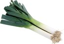 How to Let Leeks Go to Seed