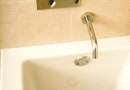 How to Put in a Tub Drain & Overflow