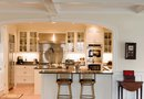 How to Decorate a Little U-Shaped Kitchen
