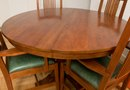 How to Measure a Round Table
