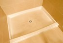 How to Set an Acrylic Shower Pan in Mortar