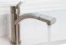 How to Repair a Lever-Type Mixing Faucet