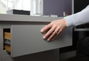 How to Fix Desk Drawers That Are Not in Straight