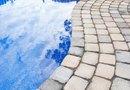 How to Install Pavers Along a Pool