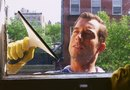 How to Wash Windows & Window Sills