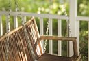How to Turn Your Bench Into a Porch Swing