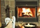 How to Install an Electrical Receptacle in a Prefabricated Fireplace