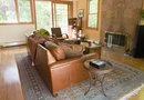 Simple Ways to Decorate With a Brown Leather Sofa