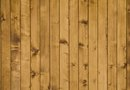 How to Fill Grooves in Wood Paneling