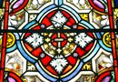 How To Hang a Heavy Stained Glass Window