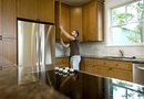 Hiding Gaps in Built-in Cabinets