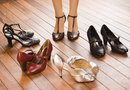 How to Remove a High Heel Dent From a Hardwood Floor