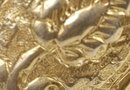 How to Apply Gold Leaf on Embossed Surfaces