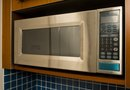 How to Shorten the Cupboards Above a Microwave