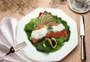 Low-Fat Dill Sauce for a Salmon