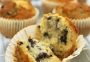 Blueberry Muffin Carbs