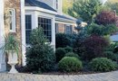 How to Landscape Around a House With Plants & Shrubs