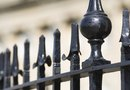 How to Paint Installed Wrought Iron Railings